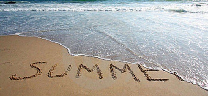 We Hope You Had A Great Summer! image